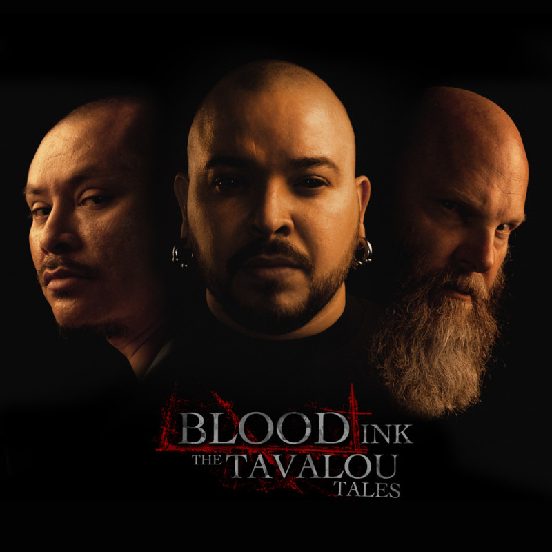 Blood Ink – The Tavalou Tales