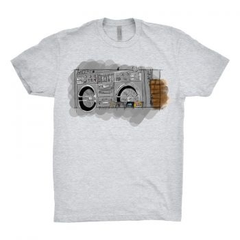 t-shirt-grey-the-system-movie-scene-boom-box